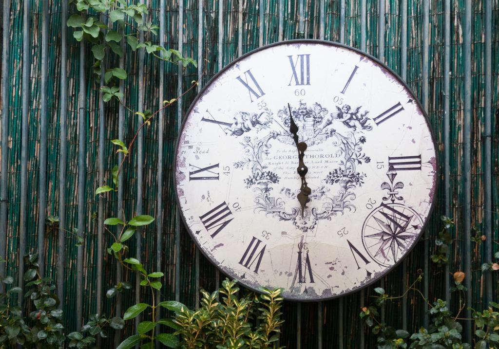Uhr in Bardolino